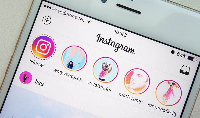 livestream Instagram