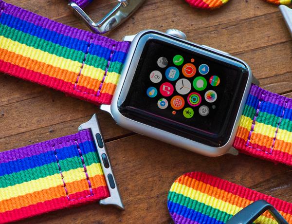 Pride Apple Watch