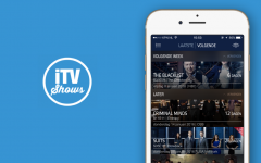 iTV Shows app