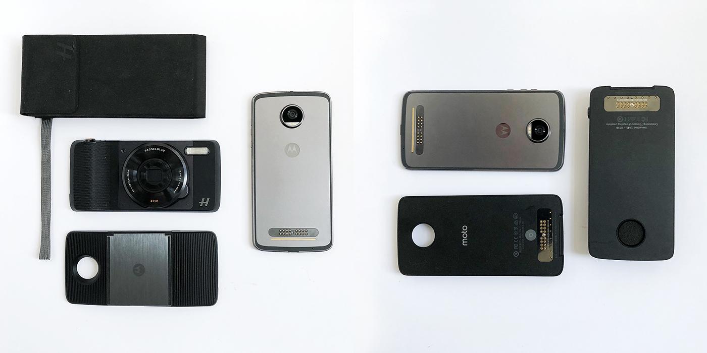 Motorola Mods