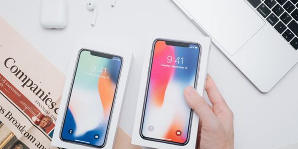 gebogen iPhone?