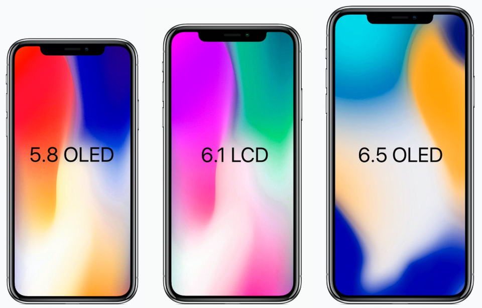 iPhone x2, 9, x2 Plus