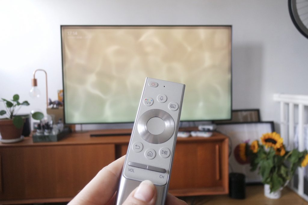 Samsung QLED TV One Remote