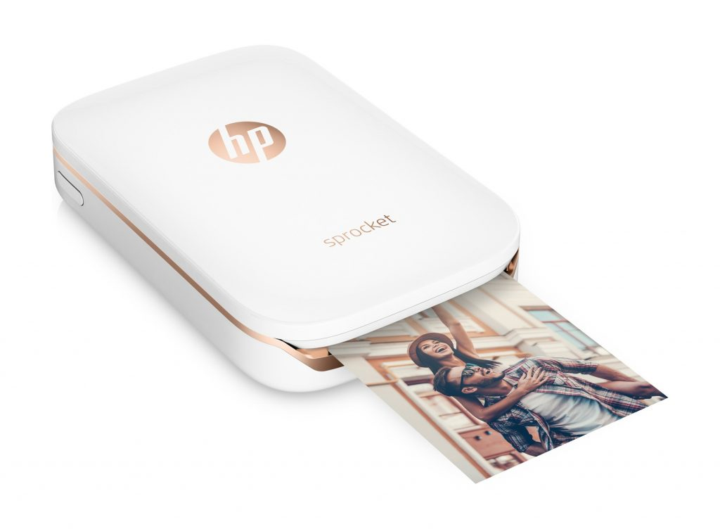 HP Sprocket cadeaus