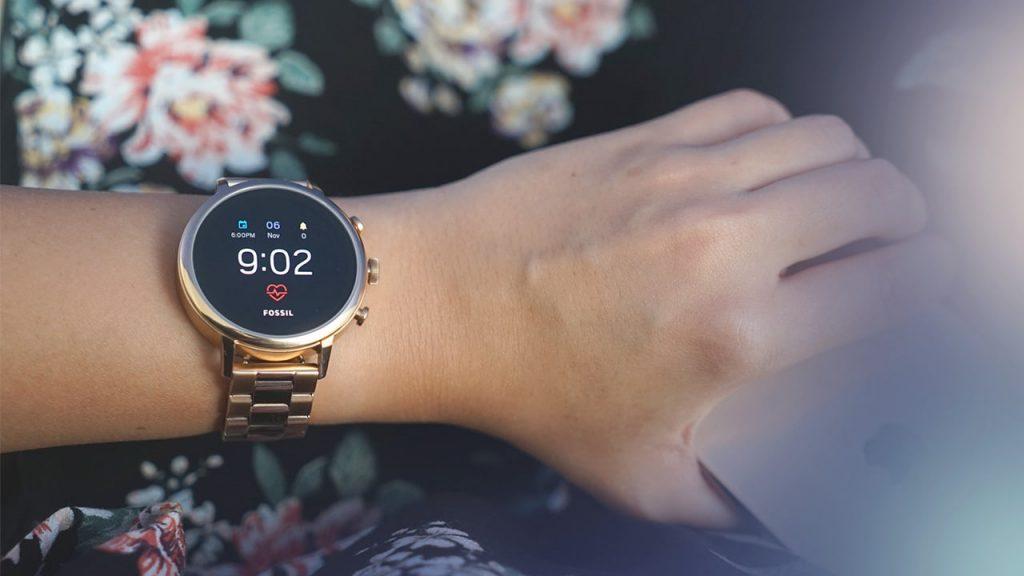 Fossil Smartwatch cadeaus